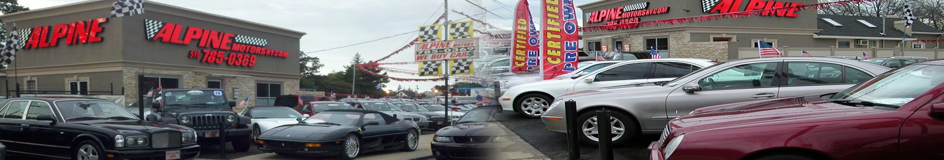 Used cars for sale in Wantagh | Alpine Motors Inc. Wantagh New York